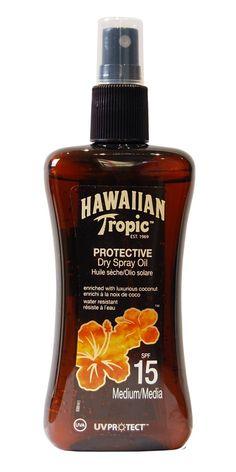 Generous Hawaiian Tropic After Sun Cooling Aloe Vera Gel 200 Ml Health & Beauty