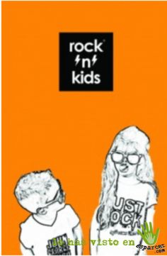 rock and kids