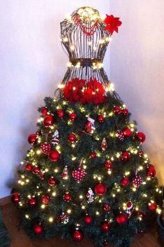 18 Ideas súper sencillas para que tengas el mejor arbolito de navidad