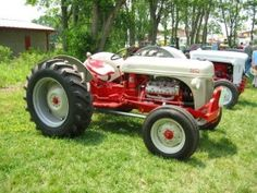 Antique tractors like this one will be on display at the HCATMAs Spring Gas Up from May 31 through June 2.