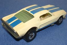 #HOTWHEELS #Ford #Mustang Stocker GT 350 Trunk