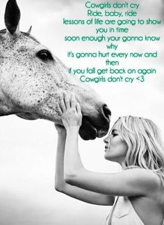 Cowgirls Don't Cry - Brooks and Dunn <3