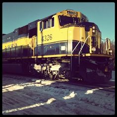 Lots of visitors get to Talkeetna by train.