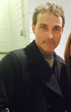 When I met Rufus Sewell for the seventh time 😍