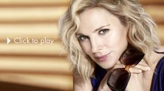 Kim Cattrall - IRIS Campaign Make-Up & Hair by K. Fortune