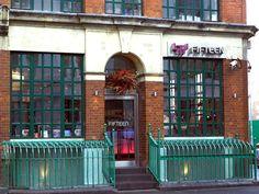 Os fabulosos restaurantes de Jamie Oliver - O primeiro restaurante de Jamie Oliver, Fifteen