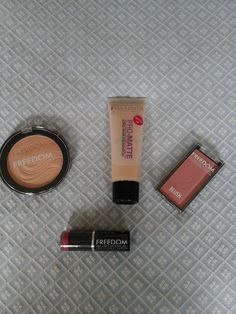 o blog da claudia amaral: New brand . Freedom makeup london.