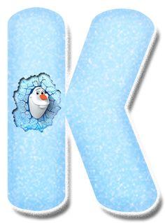 CH.B *✿* Plastic Canvas Tissue Boxes, Plastic Canvas Patterns, Olaf, Disney Font Free, Disney Fonts, Frozen Font, Frozen Movie, Frozen Party, Scrapbook Letters