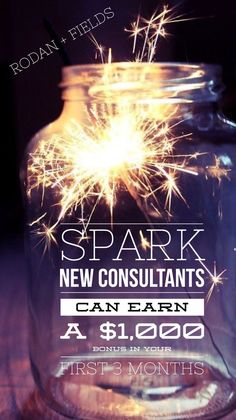 Join my team! Earn up to $1000 in your first 3 months! Ask me about the Spark program, where you can easily earn back your investment and exceed it! #bossbabe #betheceoofyou #ceo #skincare #sidehustle #rodanandfields