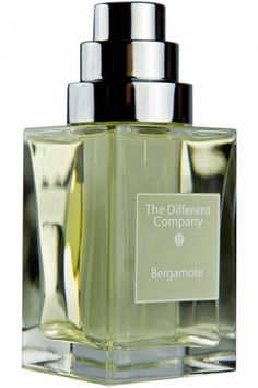 Bergamote The Different Company. The nose behind this fragrance is Jean-Claude Ellena. Top notes are bergamot and ginger; middle notes are orange blossom and green notes; base notes are rhubarb and musk.