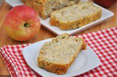 Apfel Mohn Kastenkuchen