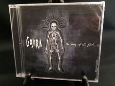#Gojira - The Way of All Flesh CD New Factory Sealed 2008 Prosthetic Records #DeathMetal