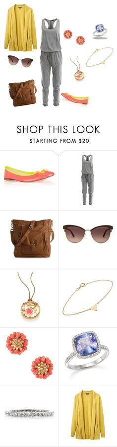 """""""Sin título #2003"""" by alejaborrayo ❤ liked on Polyvore featuring Repetto, Vila Milano, Poppie Jones, Marc by Marc Jacobs, Jennifer Meyer Jewelry, Sole Society, Bloomingdale's, Mark Broumand and Joules"""