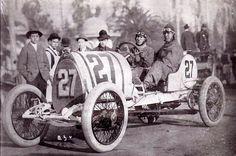 1915 American grand prize san francicsco john marqui on Bugatti type 18/21