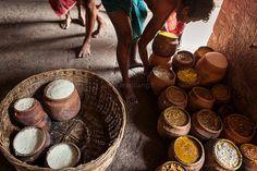 Food, Bhubaneswar by Marji Lang, via Flickr