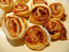 Pizza Pinwheels Appetizer Recipe on Yummly