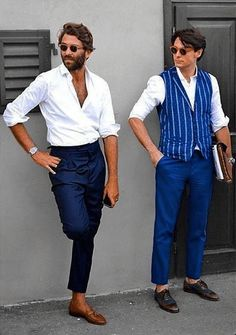 The best street style - Discover the details that make the difference to the be. - The best street style – Discover the details that make the difference to the best street style, - Mode Masculine, Italian Mens Fashion, Italian Style Men, Italian Man, Stylish Men, Men Casual, Men Street, Cool Street Fashion, Gentleman Style