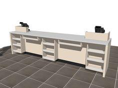 Sales counter design concepts! retail design inspiration