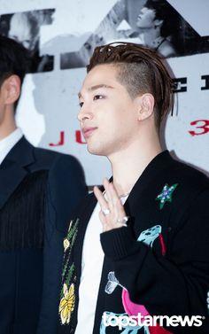 [HD포토] 빅뱅(BIGBANG) 태양 잡티 하나 없는 맑은 피부 #topstarnews