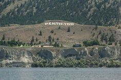 One of my very favourite places on earth. Penticton, BC Canada