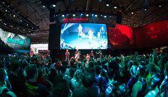 Un stand de 1400m² pour Wargaming à la Gamescom 2017 - Wargaming se lance à la conquête du Koelnmesse de Cologne, en Allemagne, avec le plus grand stand de son histoire : 1400 mètres carrés de pur divertissement et bénéficiant d'un impressionnant ...