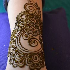 Vacation henna #henna #heartfire #hennalove #heartfirehenna #heartfirehennastudio #naturalhenna #costarico #vacation #mehndi | Flickr - Phot...