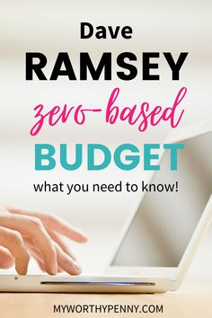 New to zero-based budgeting? Here is you beginner's guide to the Dave Ramsey Zero-Based Budget where you can learn more about not only Dave Ramsey baby steps but also other tips in budgeting finances. You will learn how to apply zero-based budgeting in your monthly budget. #zerobasedbudget #zerobasedbudgeting #daveramsey Monthly Budget, Dave Ramsey, Budgeting Finances, Baby Steps, Finance Tips, Personal Finance, Improve Yourself, Zero, How To Apply