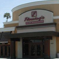 Fleming's! My very favorite restaurant!