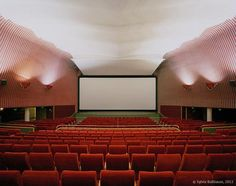 Sylvia Ballhause: Oslo, Klingenberg Kino The Muppet Movie, Modern Church, Cinematic Photography, Cinema Theatre, Church Interior, Oxford Street, Auditorium, Concert Hall, Oslo