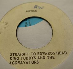 Johnny Clarke / king tubby and the aggravators - if I should lose you / straight to Edwards head #johnnyclarke #kingtubby #kingtubbyandtheaggrovators #reggae #roots #dub #cratedigging #jazzcollection #recordcollector #jazz #vinyl #vinylcollection #vinyladdict #graphics #graphicdesign #vinyllife #music #audiophile #turntable #vinylgen_feature via Audiophiles on Instagram - Best Sound Quality Audiophile Headphones and High-Fidelity Premium Earbuds for Hi-Fi Music Lovers by AudiophileCans