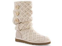 UGG Australia Classic Knit Lattice Cardy Metallic Cornsilk Womens Boot Holiday UGG, http://www.amazon.com/dp/B00807YAOW/ref=cm_sw_r_pi_dp_EzX4qb1TM6BQF
