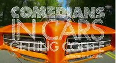 Jerry Seinfeld's Comedians in Cars Getting Coffee.  The Alec Baldwin one is the best!