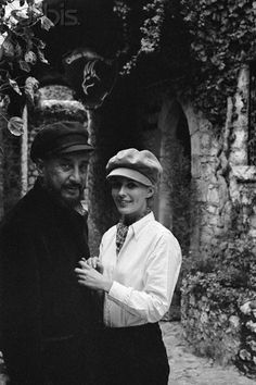 28 Oct Cannes, France --- French Writer Romain Gary and His Wife Jean Seberg --- Image by © Apis/Sygma/Corbis