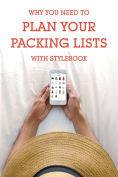 How Stylebook helped me create the ultimate summer packing list and avoid overpacking