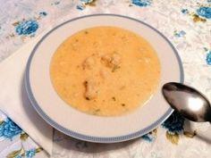 Karfiolleves Nudli konyhájából | NOSALTY