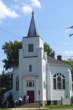 Ottawa Il Wedding Chapel