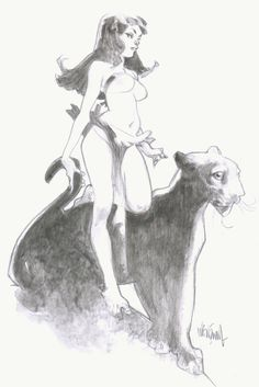 Jungla by Claire Wendling *