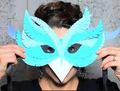 Bird masks - Grade 4