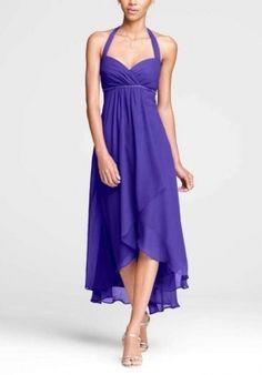 Davids Bridal Regency (purple) Dress