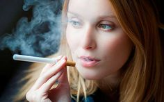 E-cigarettes smoking are pure nicotine and researchers warn this could lead   people to harder substances