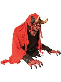 Animated Demented Devil Fog Halloween Prop: Home & http://www.worldofadultcostumes.com/Halloween-Props-for-Parties-Great-Decoration-Ideas-and-Scary-Look.html #halloween_prop #halloween_decorations #caskets_scary_props_yard #best_halloween_decorations_2013 #halloween_2013 #skeleton_prop #bones_hanging_skeleton  #hanging_bat #hanging_torch #devil_prop