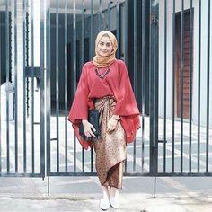 20 Foto Kebaya Cantik dan Elegan yang Bisa Kamu Contoh | IDN Times