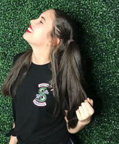 """""""Snakes don't shed their skins so easily."""" // Riverdale Southside Serpents Girls T-Shirt Hot Topic Exclusive"""