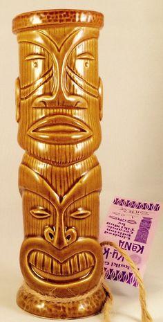 Shag Tiki Mug Hard to Find KU KU Kana Tiki Farm 1 250 Signed Ltd | eBay..