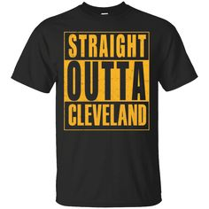 Great Gift Idea for You or a Loved One   Straight Outta Cleveland Shirt   https://sudokutee.com/product/straight-outta-cleveland-shirt/  #StraightOuttaClevelandShirt  #Straight #OuttaShirt