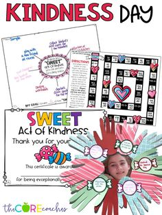 Thoughtful reading, writing, math and other activities to promote kindness throughout your school building. 5 non-holiday topics that will be sure to engage your antsy students during the week before their break.