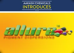 Aakash Chemicals - Pigment Dispersion
