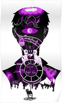 night vale Poster
