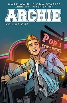 America's Favorite Teenager is reborn in the pages of this must-have graphic novel that everyone is talking about. Meet Riverdale High teen Archie, his oddball, food-loving best friend Jughead, girl-next-door Betty and well-to-do snob Veronica Lodge as they embark on a modern reimagining of the beloved Archie world. It's all here: the love triangle, friendship, humor, charm and lots of fun – but with a decidedly modern twist.