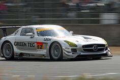 SUPER GT SLS AMG